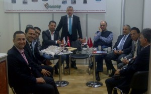 DOMOTEX MIDDLE EAST İSTANBUL 2012